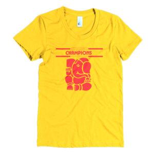 Chicago Champions - Women's short sleeve t-shirt