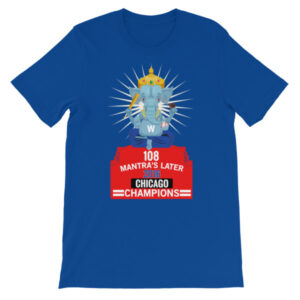 Chicago Champs - Patel 23 Unisex short sleeve t-shirt